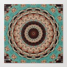 Southwest Mandala Canvas Print