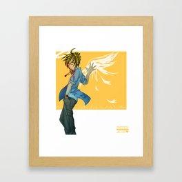 Sketch Love - Koto Framed Art Print