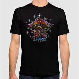 Psychedelic Eye Mushroom T-shirt