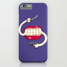 Armed to the Teeth Slim Case iPhone 6s
