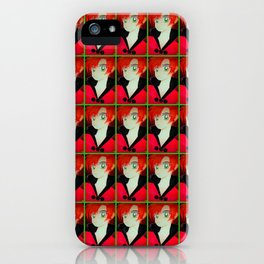The Boy Who Loved Capes iPhone Case