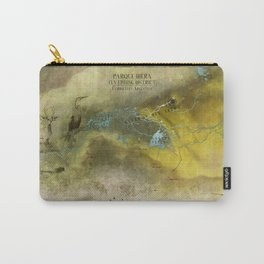 Ibera fly fishing district Carry-All Pouch