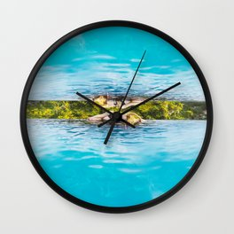 Parallel Moments Wall Clock