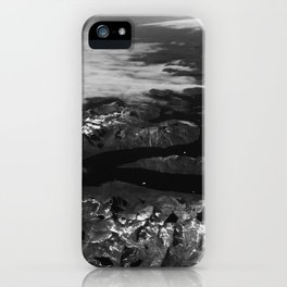 Mountains of Greece iPhone Case