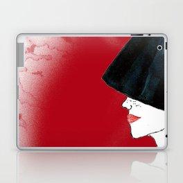 Elegant lady Laptop & iPad Skin
