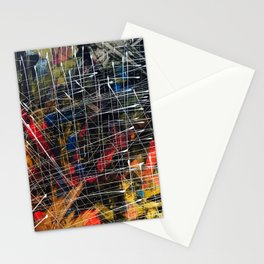 The stars above us Stationery Cards