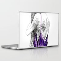 florence Laptop & iPad Skins featuring Florence by jsemKamm