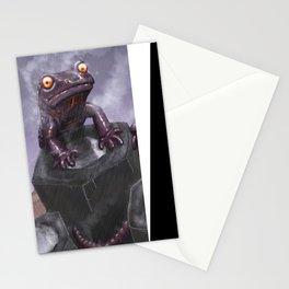 Fire Salamander Stationery Cards