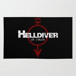 Helldiver of Lykos Rug