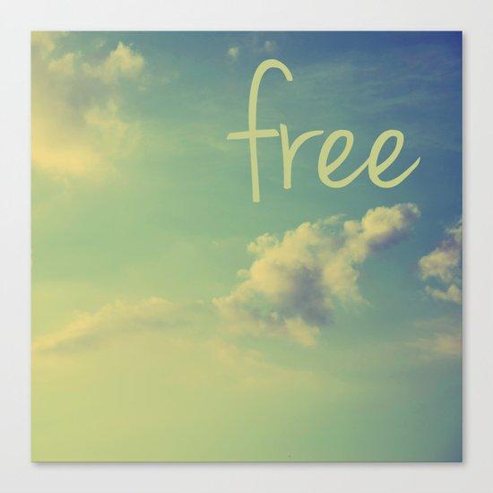 free VI Canvas Print