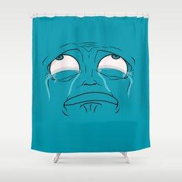 Emotional Grateful Friday - by Rui Guerreiro Shower Curtain