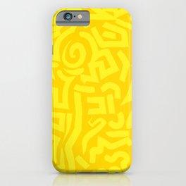 Sweet like Agave iPhone Case