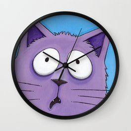 Did Someone Say Bath‽ Wall Clock