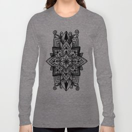 Mandala Curley Long Sleeve T-shirt