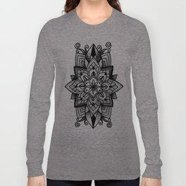 Mandala Curley Long Sleeve T-shirt