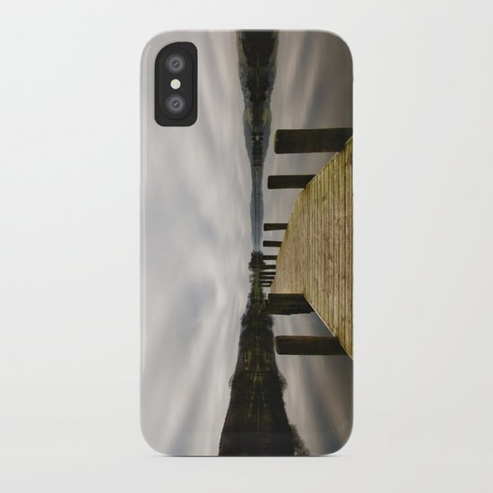 Coniston Water iPhone Case