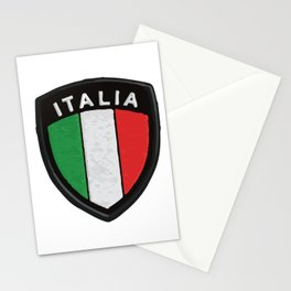 italian hemblem Stationery Cards