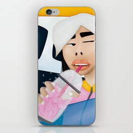 Shakemilk iPhone Skin