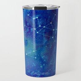 Constellation Sagittarius  Travel Mug