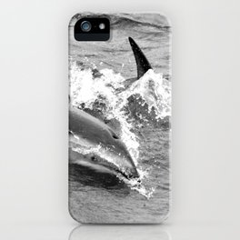 Dancing Duskies iPhone Case
