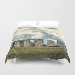 Stonehenge V Duvet Cover