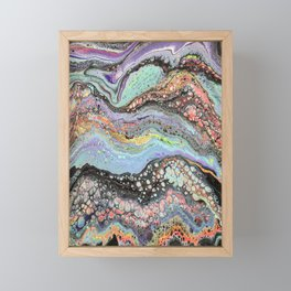 Bang Pop 101 Framed Mini Art Print
