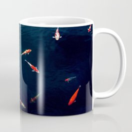 Koi Around Coffee Mug