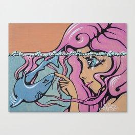 Koa Canvas Print