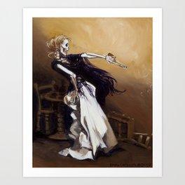 Sally Scull Art Print