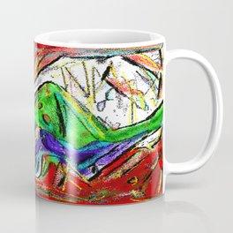 Misunderstood - Texture 7 Coffee Mug