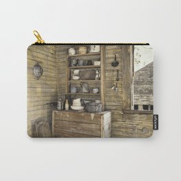 Old kitchen in Louisiana Carry-All Pouch