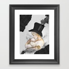 """""""Marie"""" by carographic Framed Art Print"""