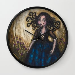 Claire Wall Clock
