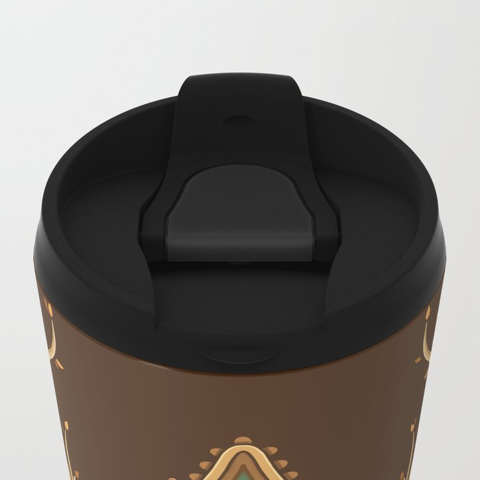 Autumn Delight Metal Travel Mug
