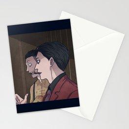 Osomafia Oso Jyuushi and Ichi Stationery Cards
