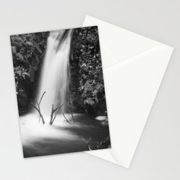 Falls in Monteverde Stationery Cards