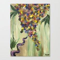 Skip a Step Canvas Print