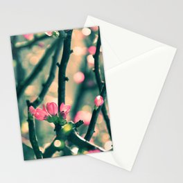 Early Spring Affaire Stationery Cards