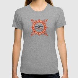 Wash your Hands - Logo T-shirt