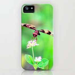 Dragonfly I iPhone Case