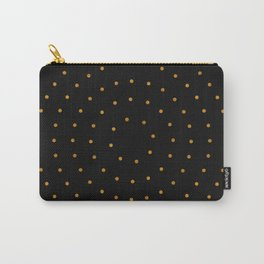 klimt gold circle pattern Carry-All Pouch