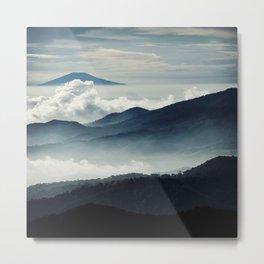 BLUE SKIES - 260618/2 Metal Print