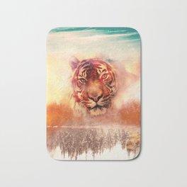Tigerland Bath Mat