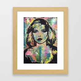 Screaming Skin Framed Art Print