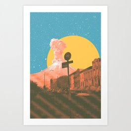 Dusk #1 Art Print