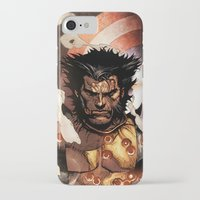 x men iPhone & iPod Cases featuring X-MEN by Thorin