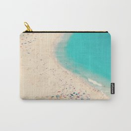 beach love III - Nazare Carry-All Pouch