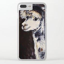 Bobbi Sox Clear iPhone Case