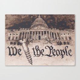 The 115th U.S. Congress Canvas Print