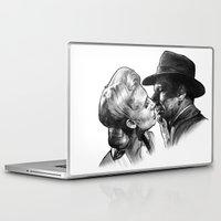 elsa Laptop & iPad Skins featuring elsa by BzPortraits
